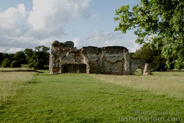 waverley-ruins